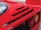 1989 Ferrari F40  - $