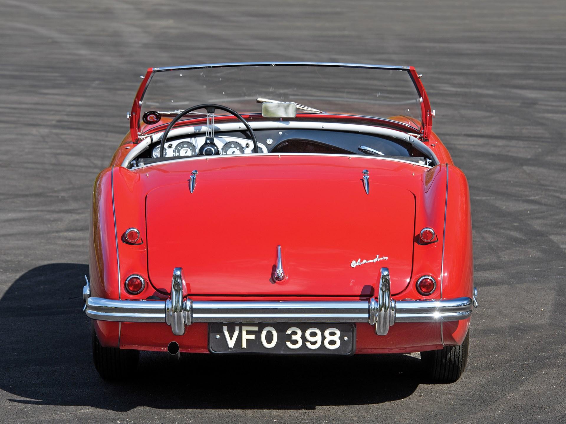 1955 Austin-Healey 100-4 BN2