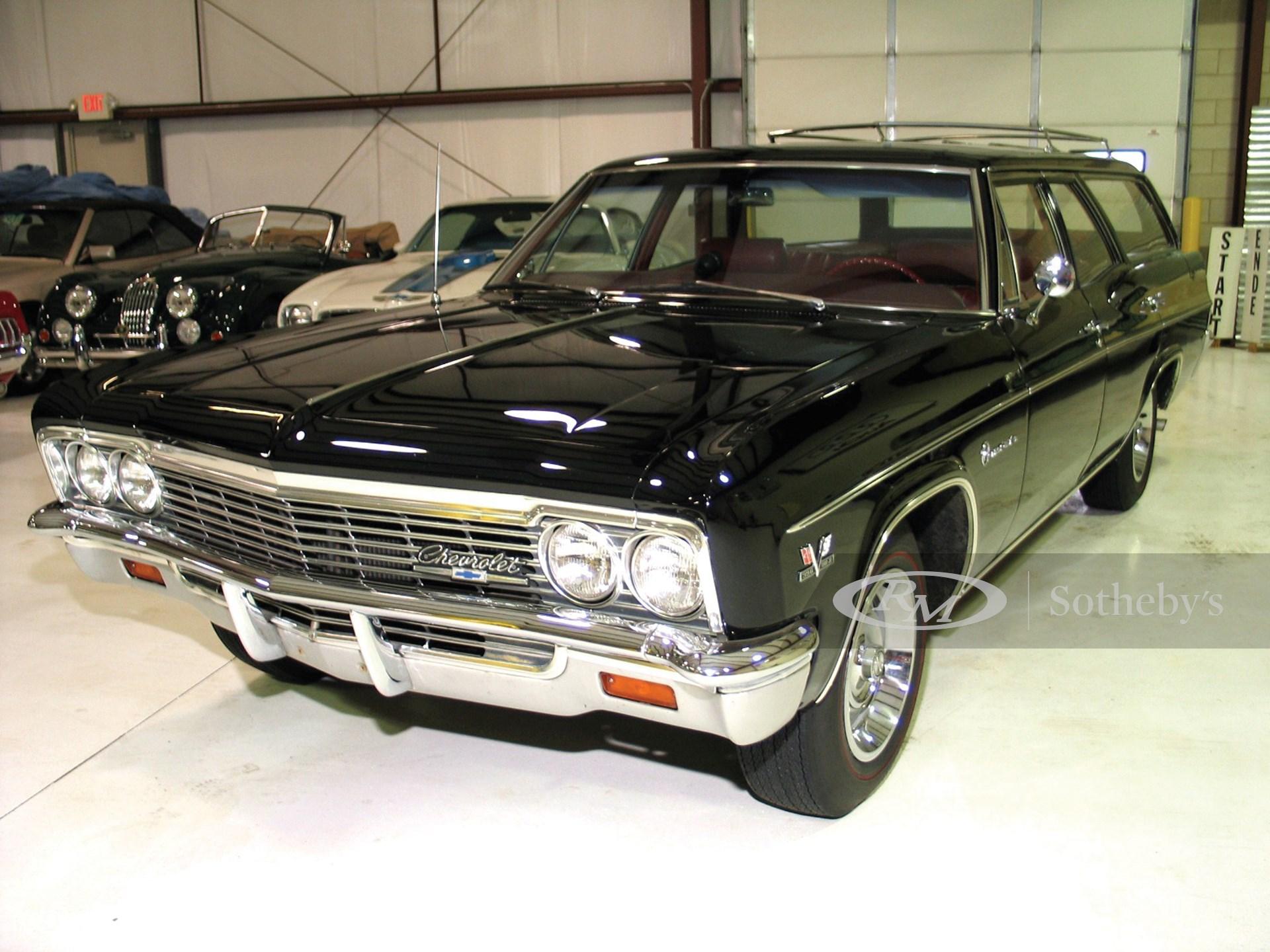 1966 Chevrolet Impala Big Block Station Wagon  -