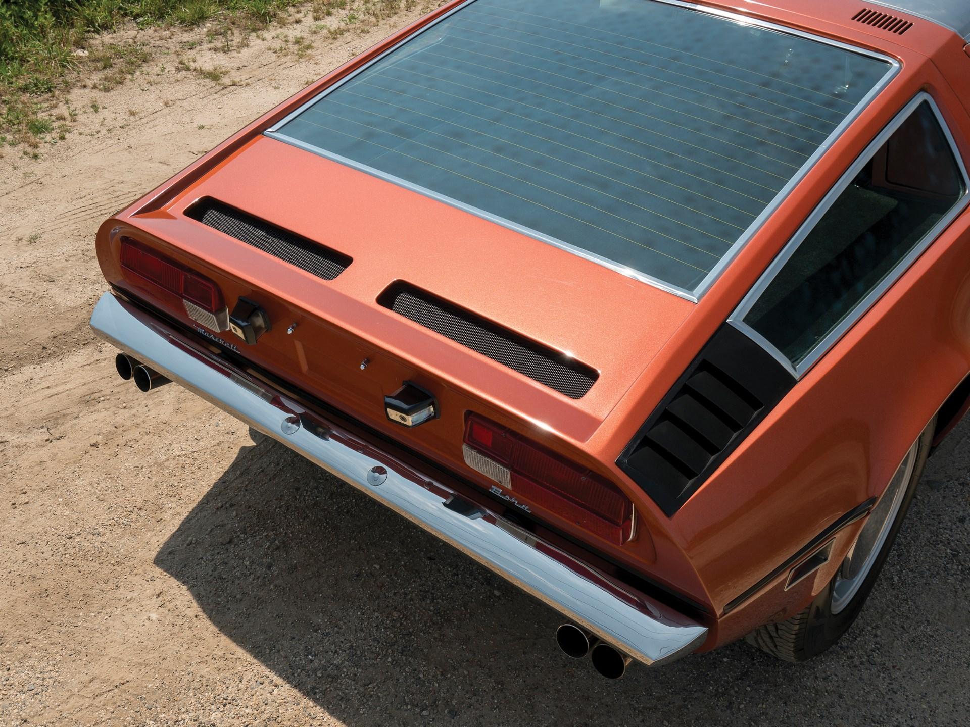 1974 Maserati Bora 4.9