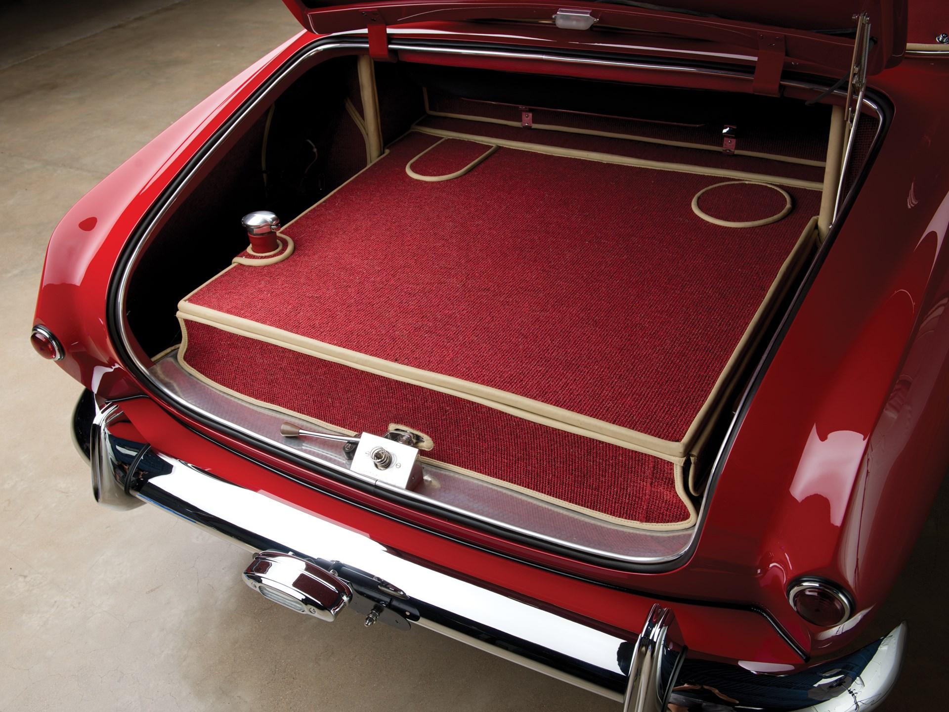 1953 Aston Martin DB2/4 Drophead Coupe by Bertone