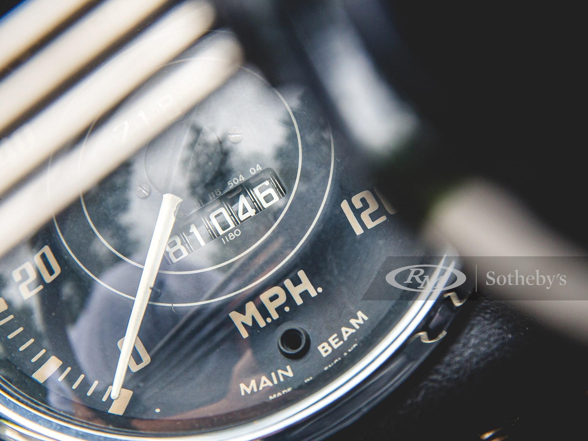 1960 Triumph TR3A  -