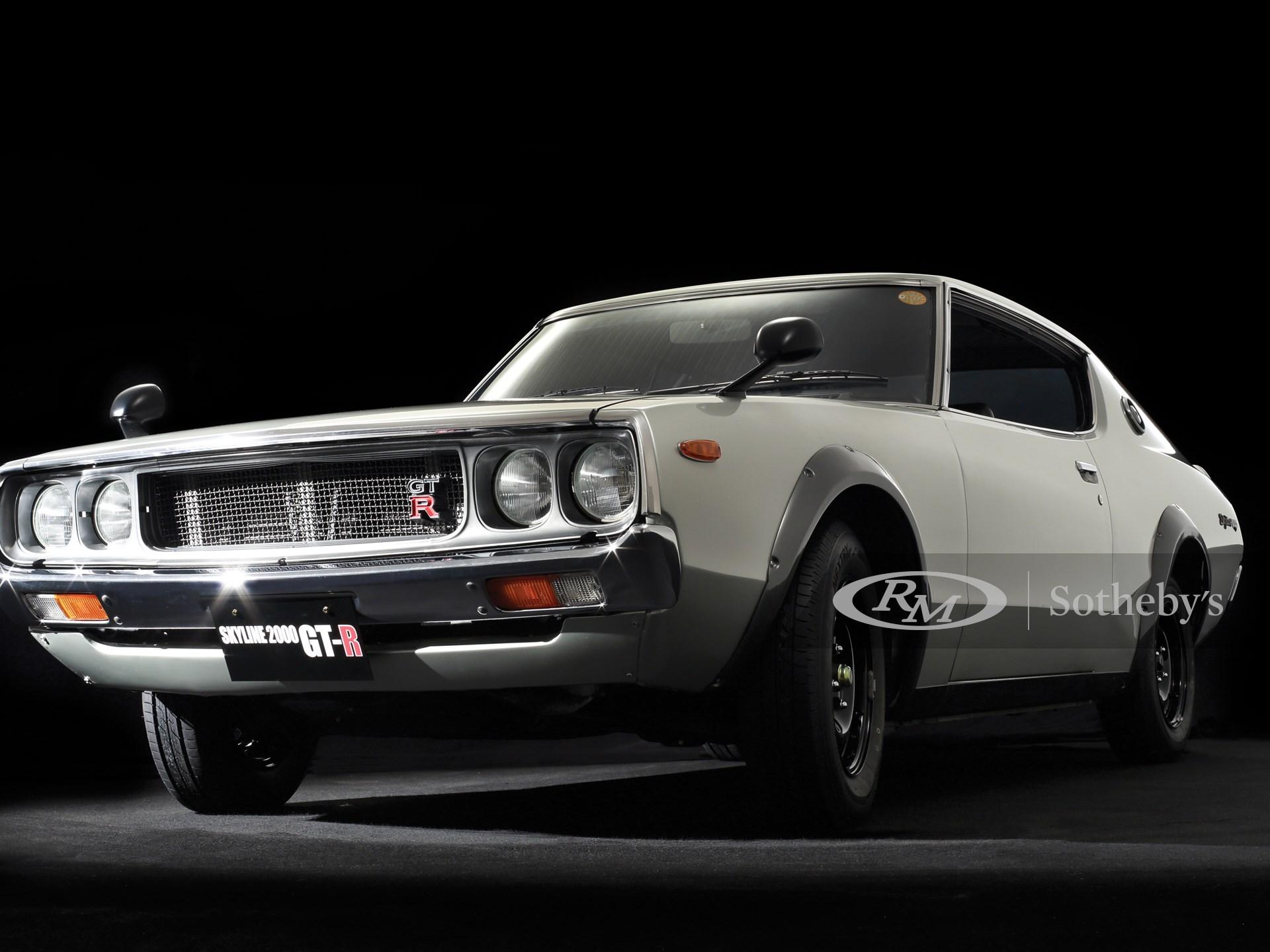 1973 Nissan Skyline H T 2000gt R Kenmeri Monterey 2015 Rm Sotheby S