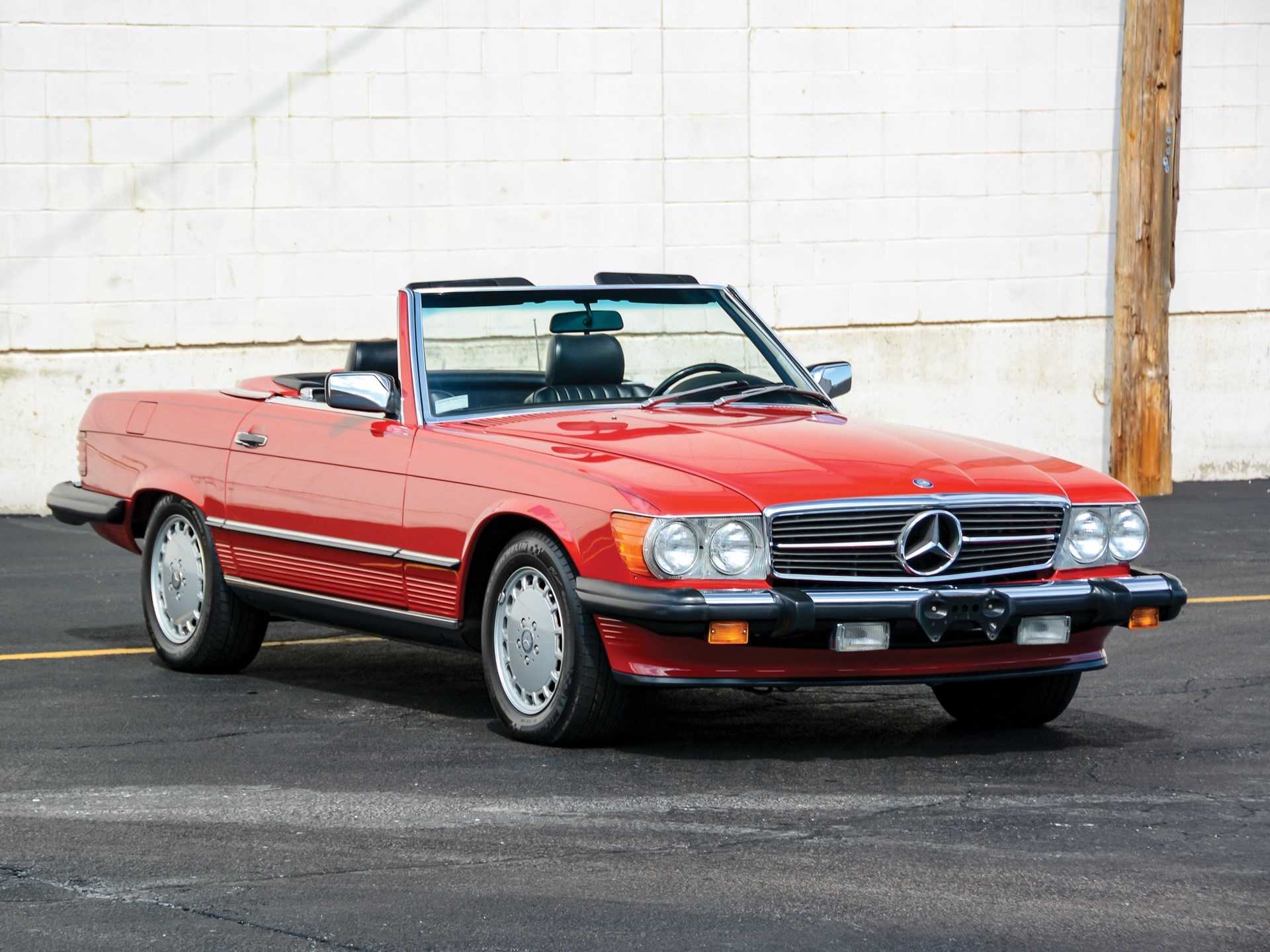 rm sotheby 39 s 1987 mercedes benz 560 sl auburn spring 2018. Black Bedroom Furniture Sets. Home Design Ideas