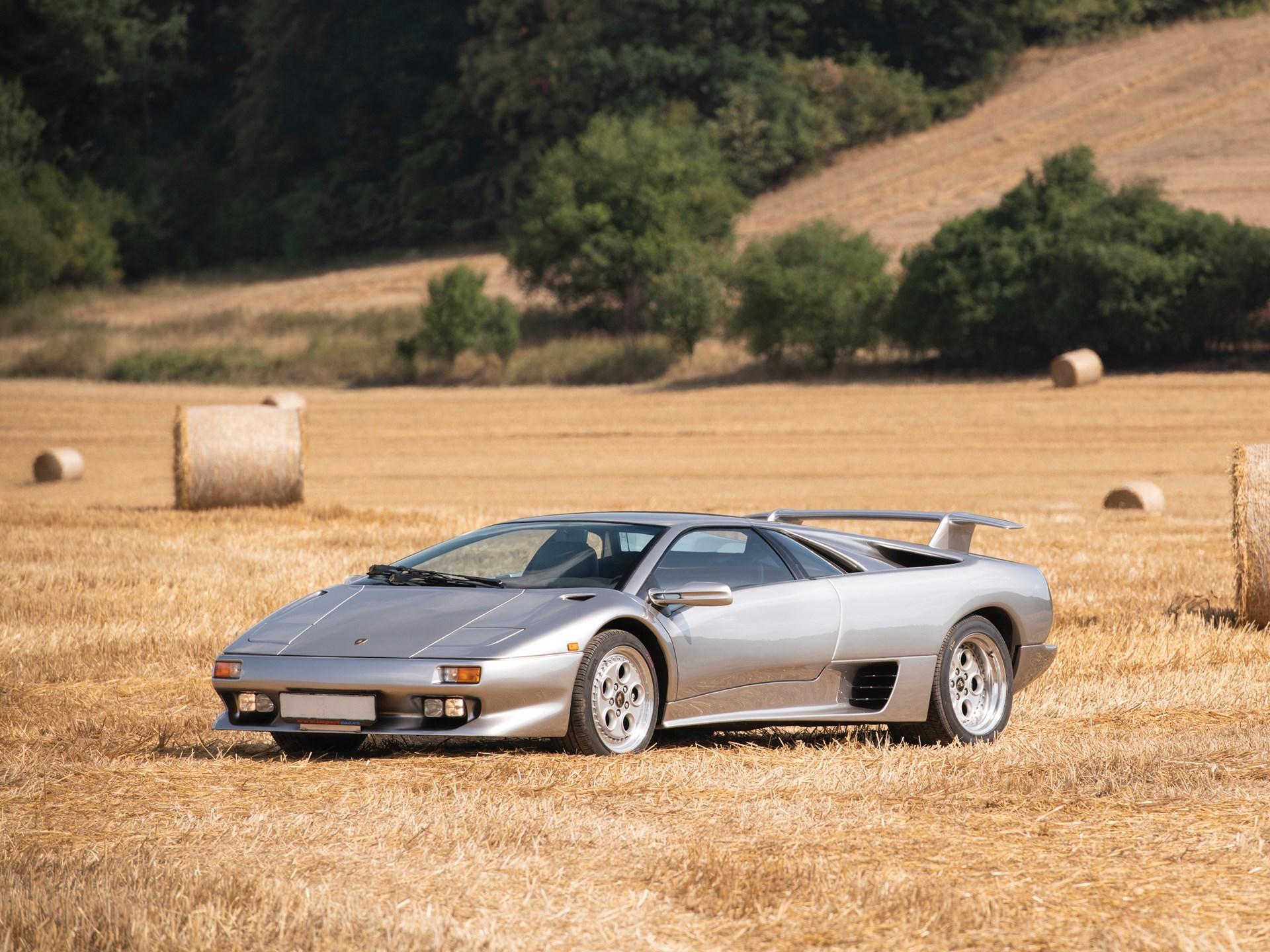 Rm Sotheby S 1996 Lamborghini Diablo London 2018