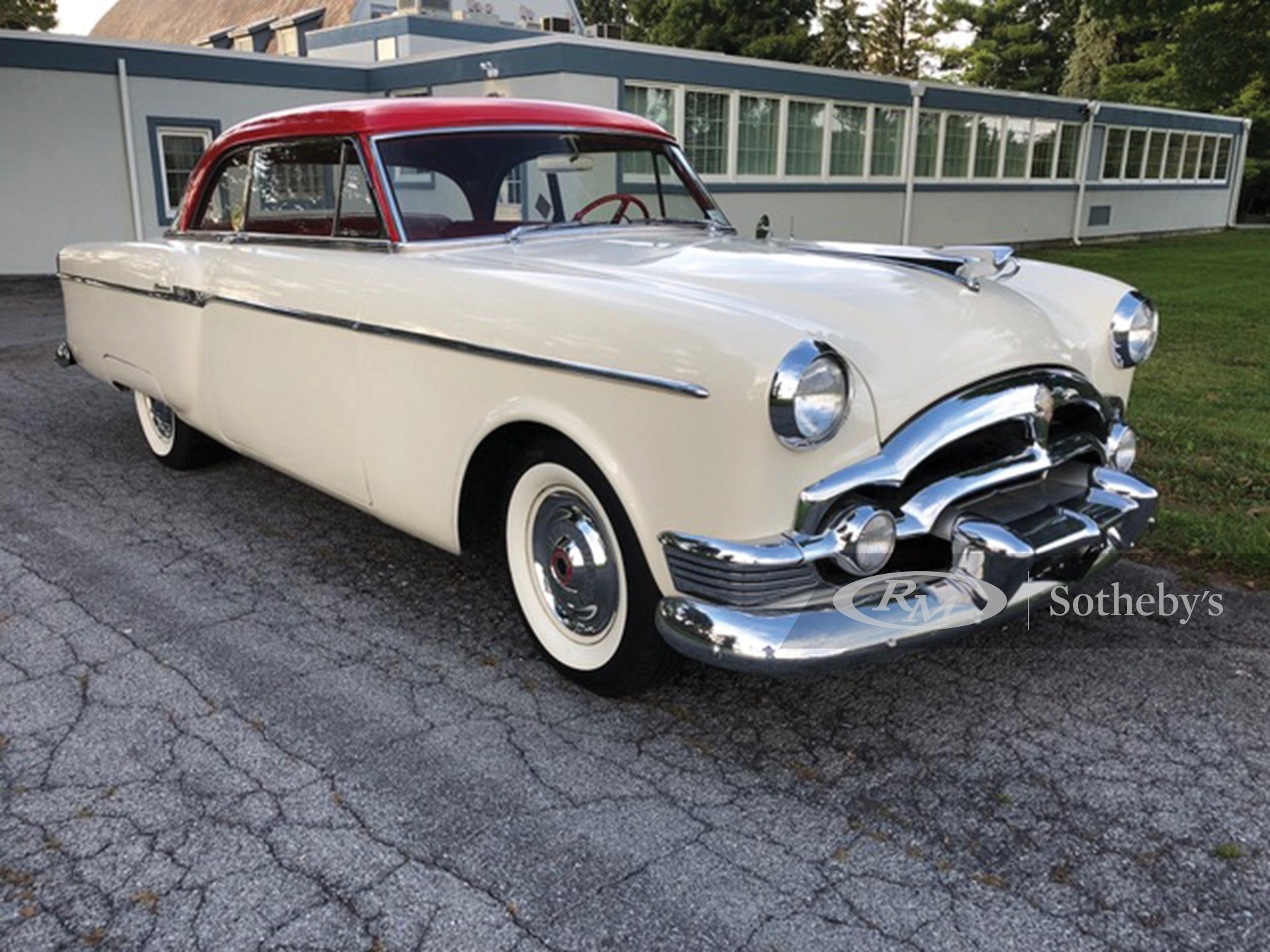 1954 Packard Clipper Panama Hardtop Coupe
