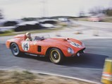 1956 Ferrari 290 MM by Scaglietti - $Chassis no. 0628 at the 12 Hours of Sebring in 1957.