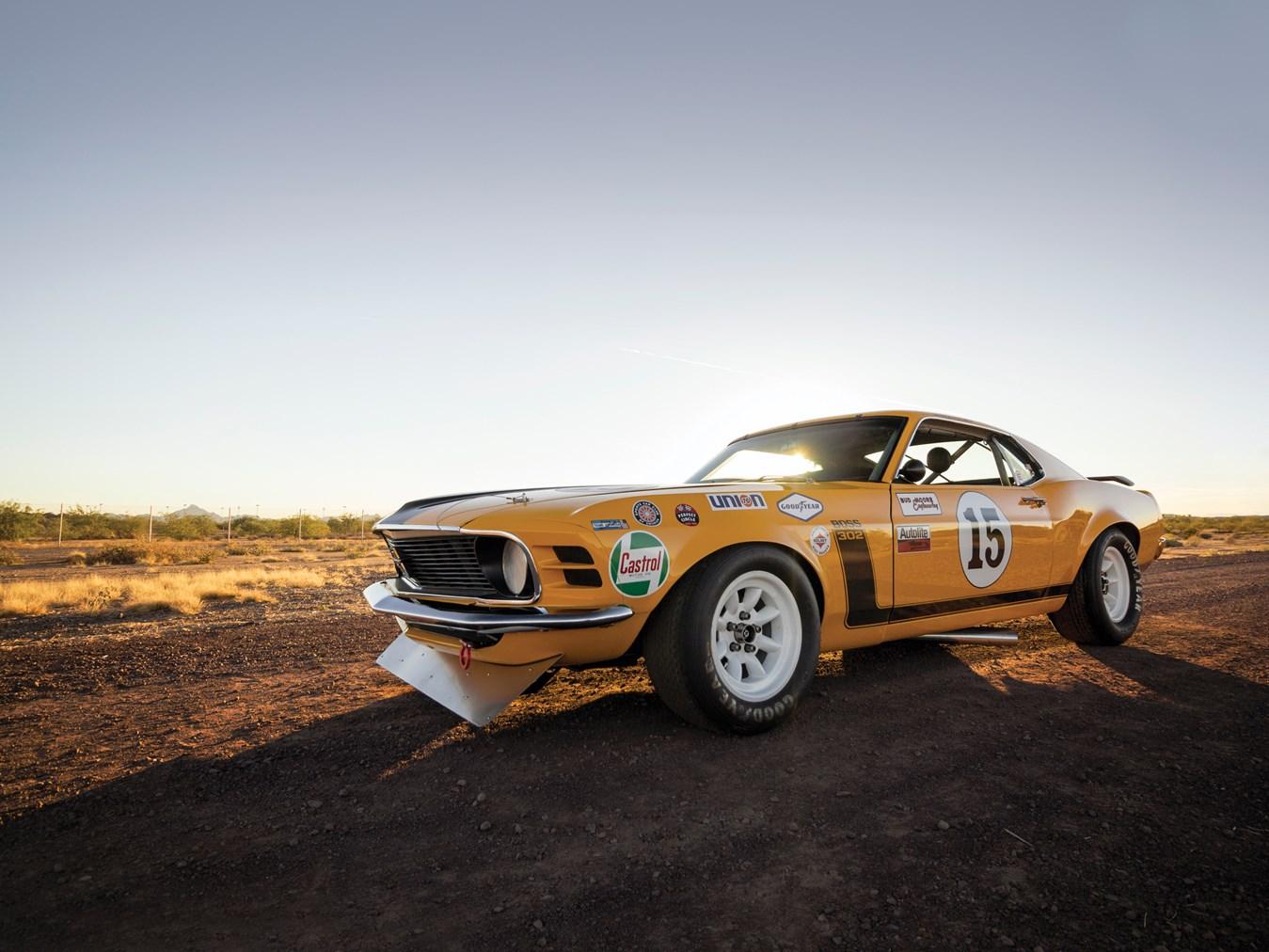 RM Sotheby\'s - 1970 Ford Mustang Boss 302 Kar Kraft Trans Am ...