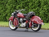 1946 Indian Chief  - $