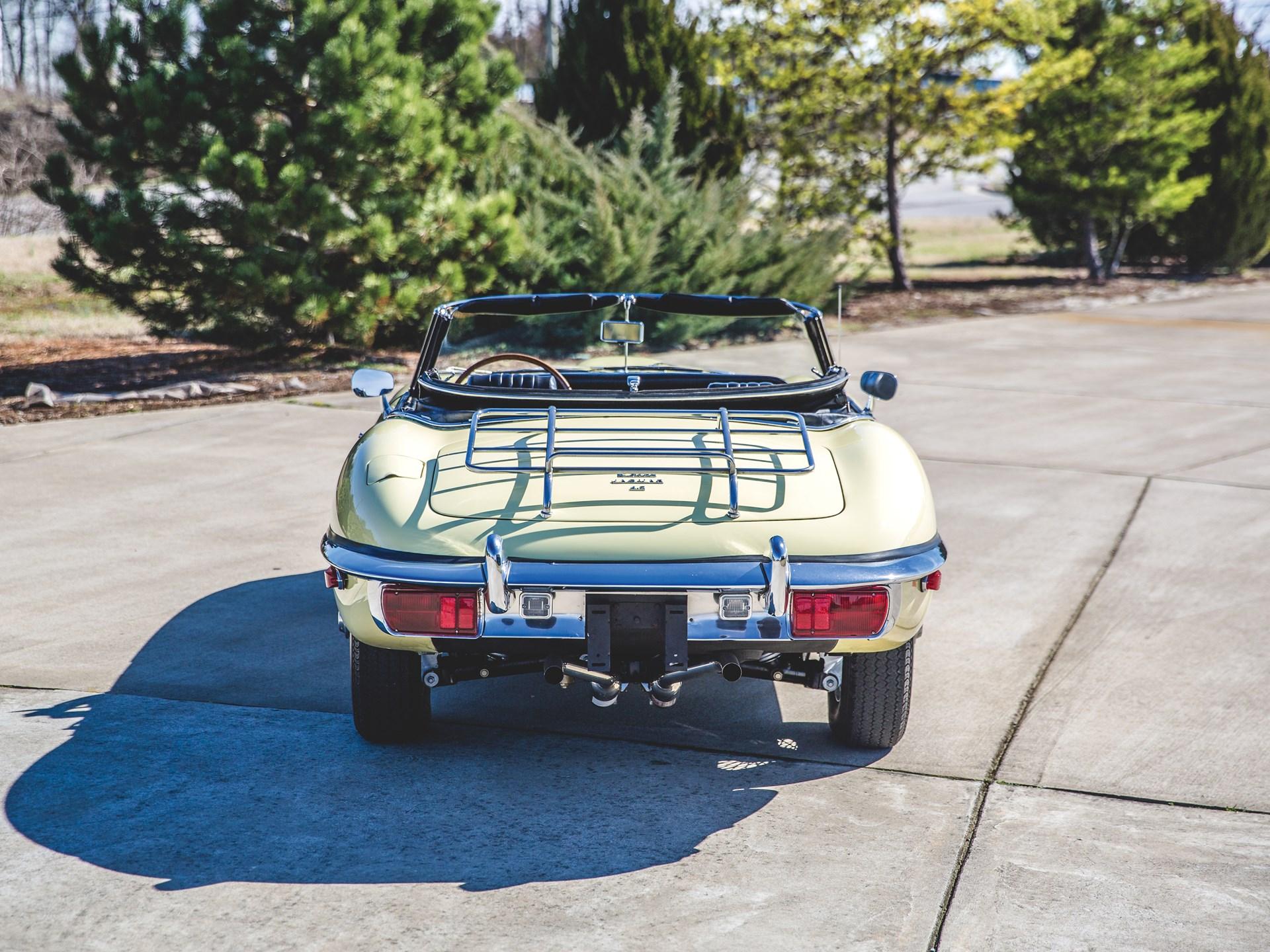 1969 Jaguar E-Type Series 2 4.2-Litre Roadster
