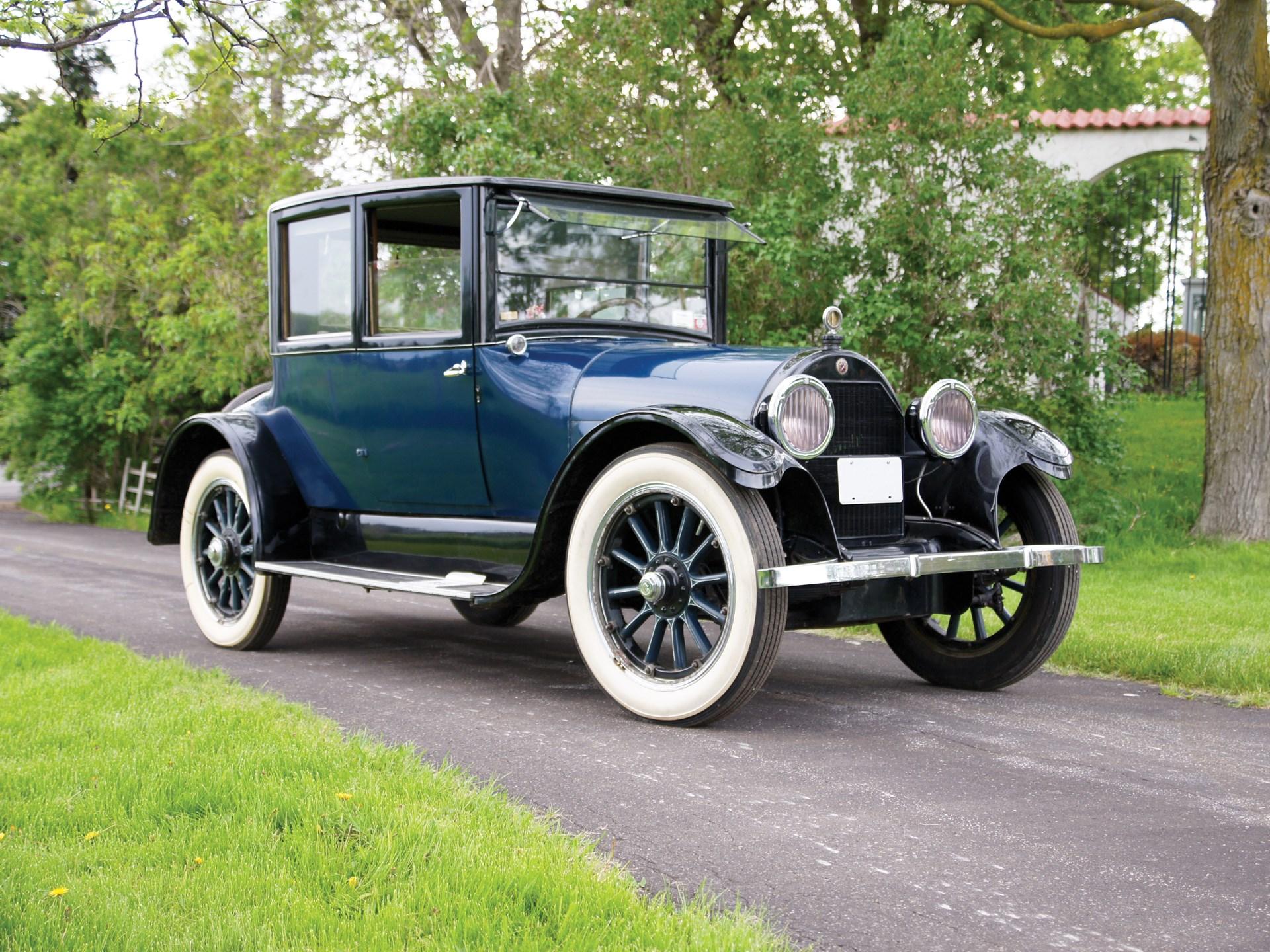 RM Sotheby's - 1920 Cadillac Model 59 Victoria   Motor City 2014