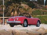 1960 Jaguar XK 150 3.8 Roadster  - $
