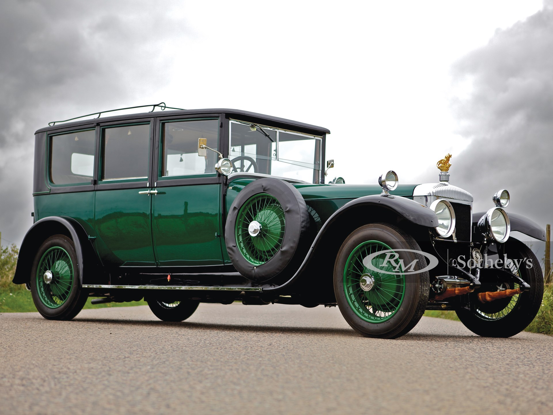 1924 Daimler 57 HP Enclosed Limousine by Hooper & Co.