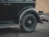 1934 Lincoln Model KA Four-Door Sedan  - $