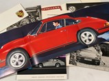 Introduction of the 1967 Porsche 911 S Press Kit, 1966 - $