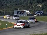 1996 Alfa Romeo 155 V6 TI ITC  - $Nicola Larini leads the first round of the 1996 ITC Mugello race.