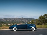 1939 Cadillac Series 75 Convertible Coupe by Fleetwood - $