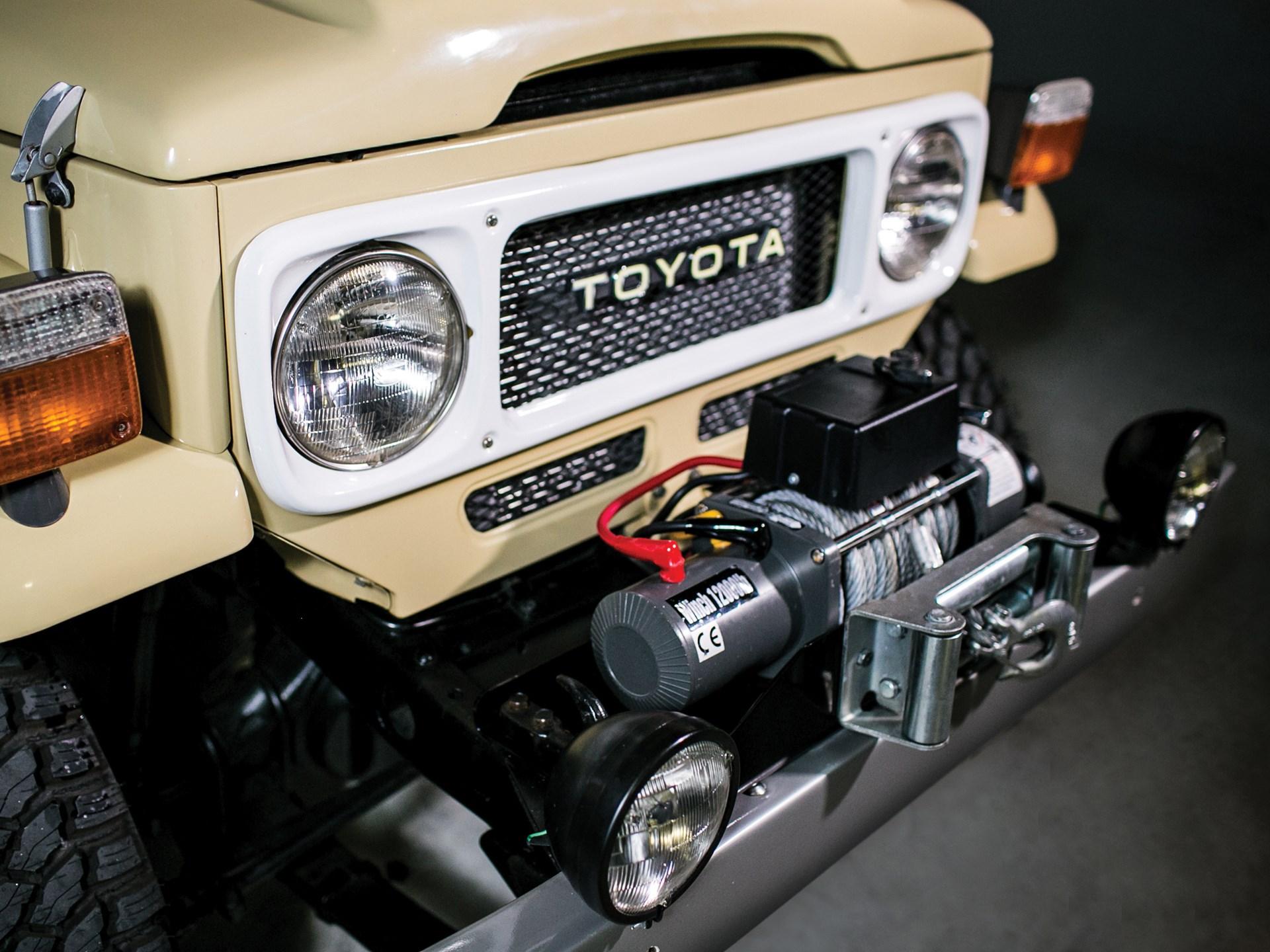 RM Sotheby's - 1980 Toyota FJ45 Land Cruiser Pickup   Auburn