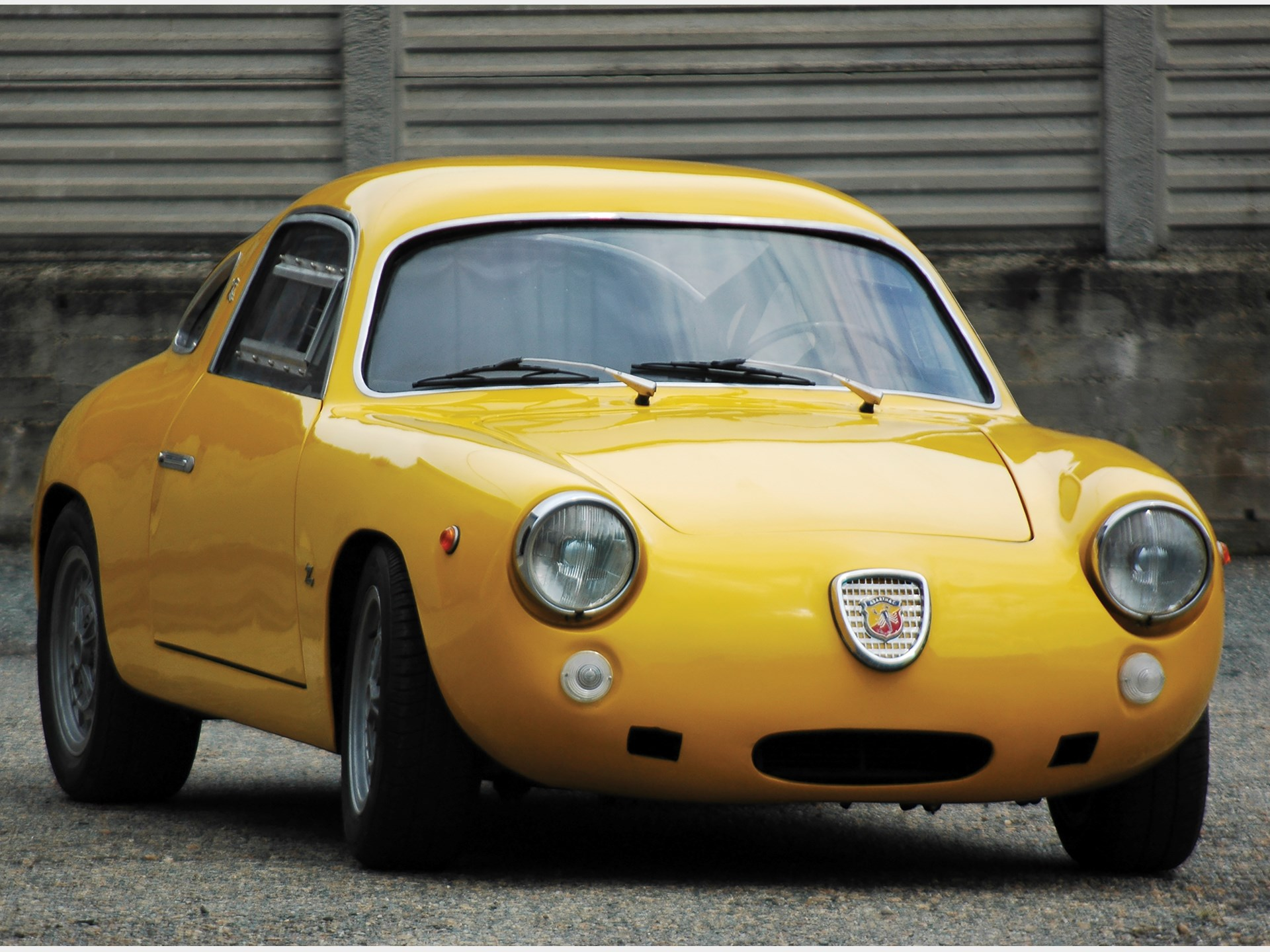 RM Sotheby's - 1961 Fiat-Abarth 750 Record Monza by Zagato | London