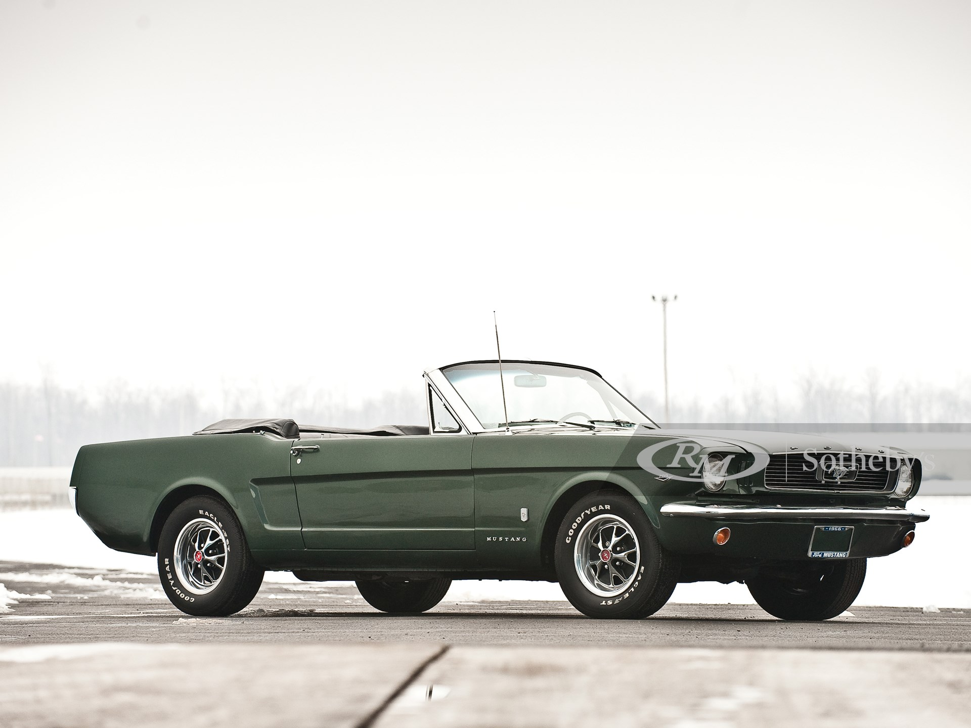 1966 Ford Mustang GT Convertible  -