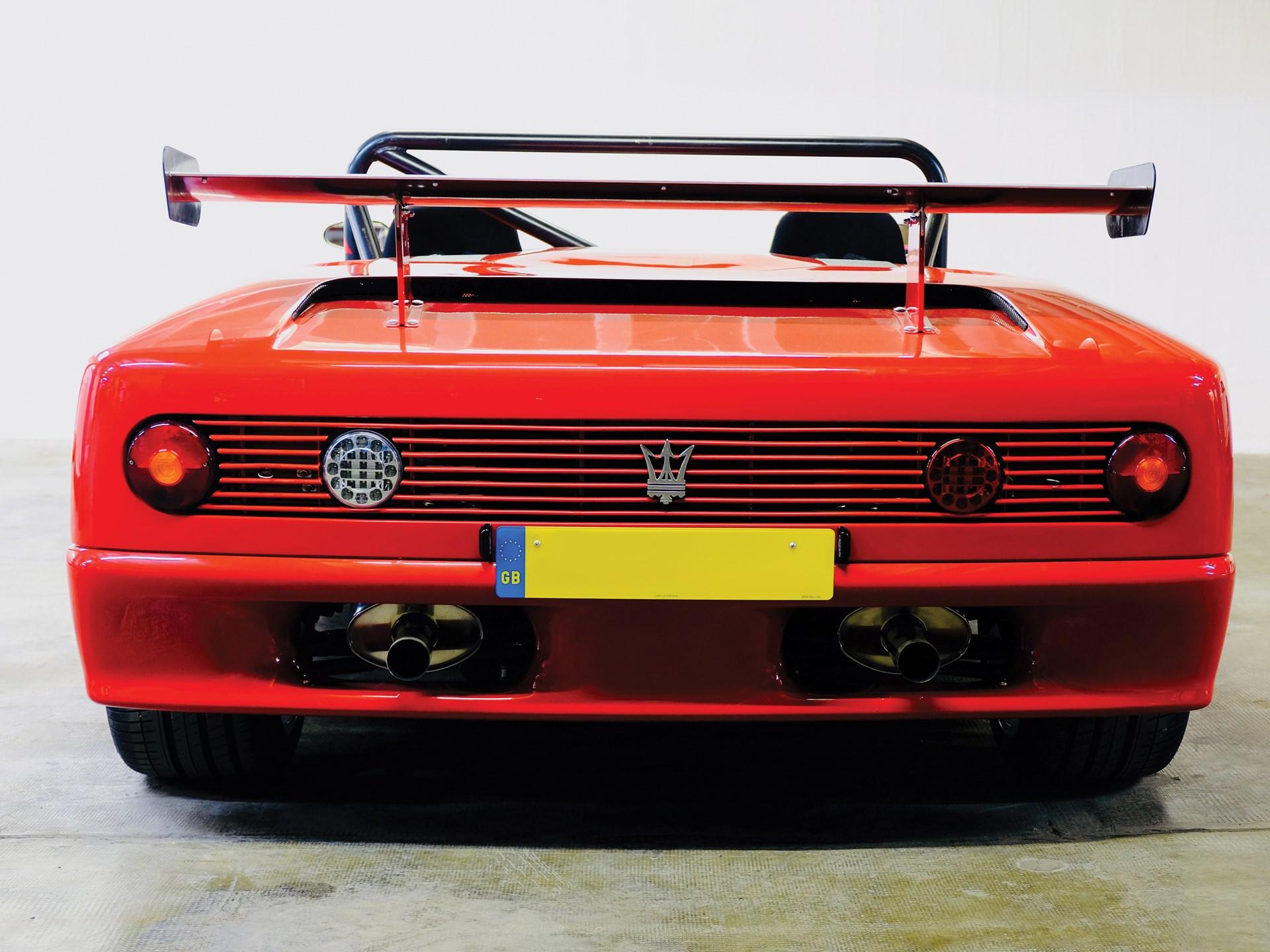 1992 Maserati Barchetta