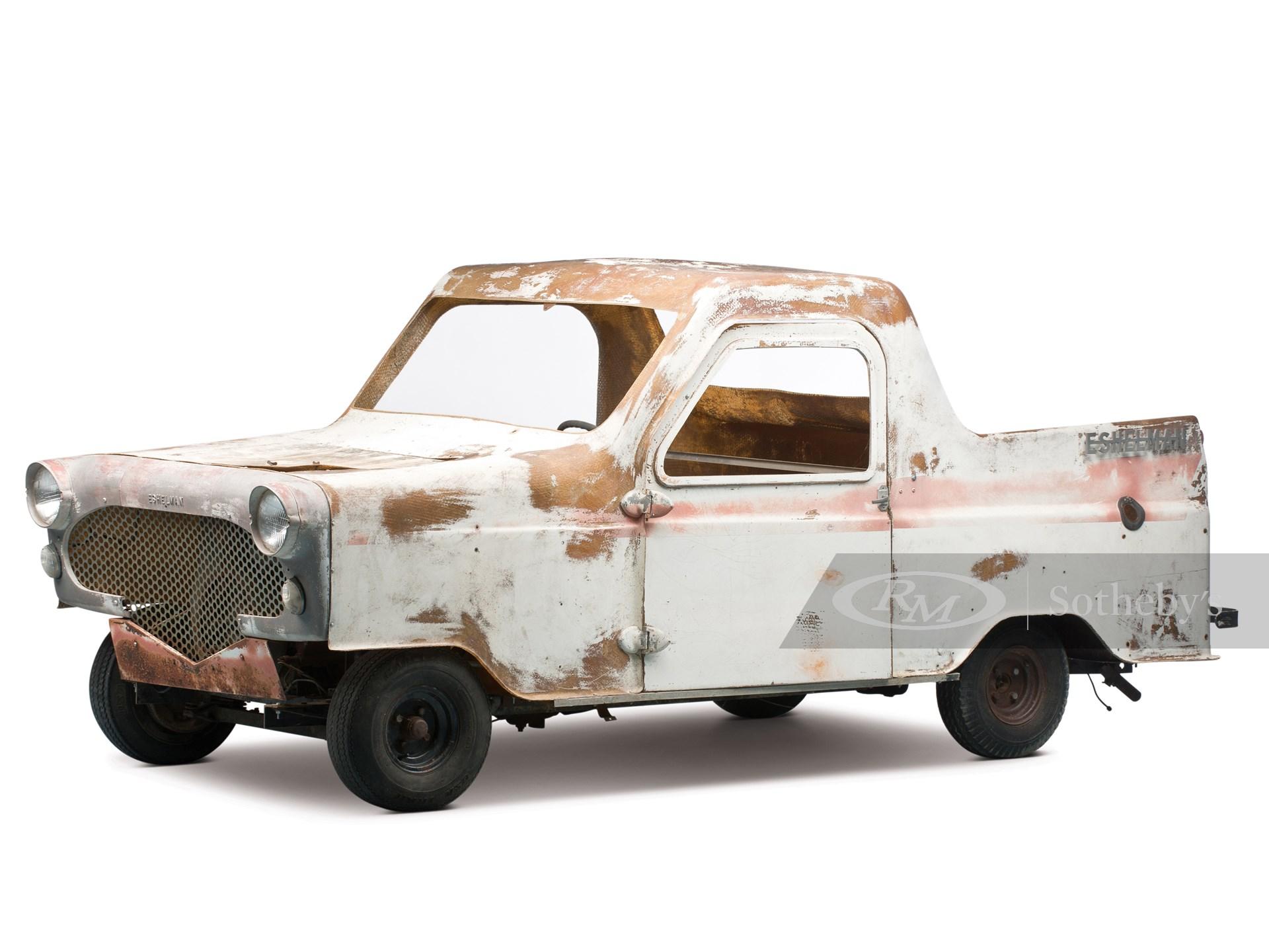 1958 Eshelman Sportabout Coupe