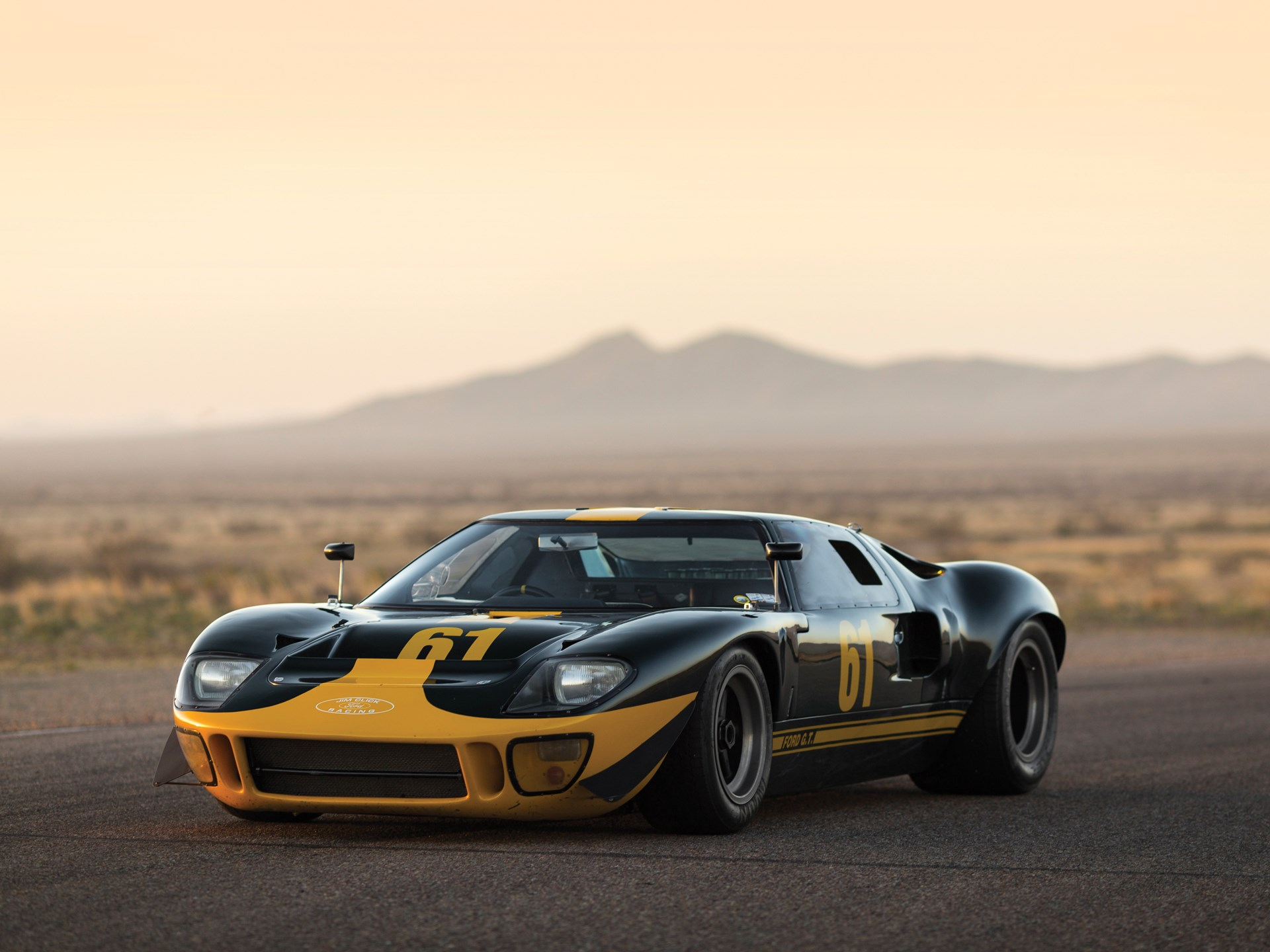 1966 ford gt40 p 1061