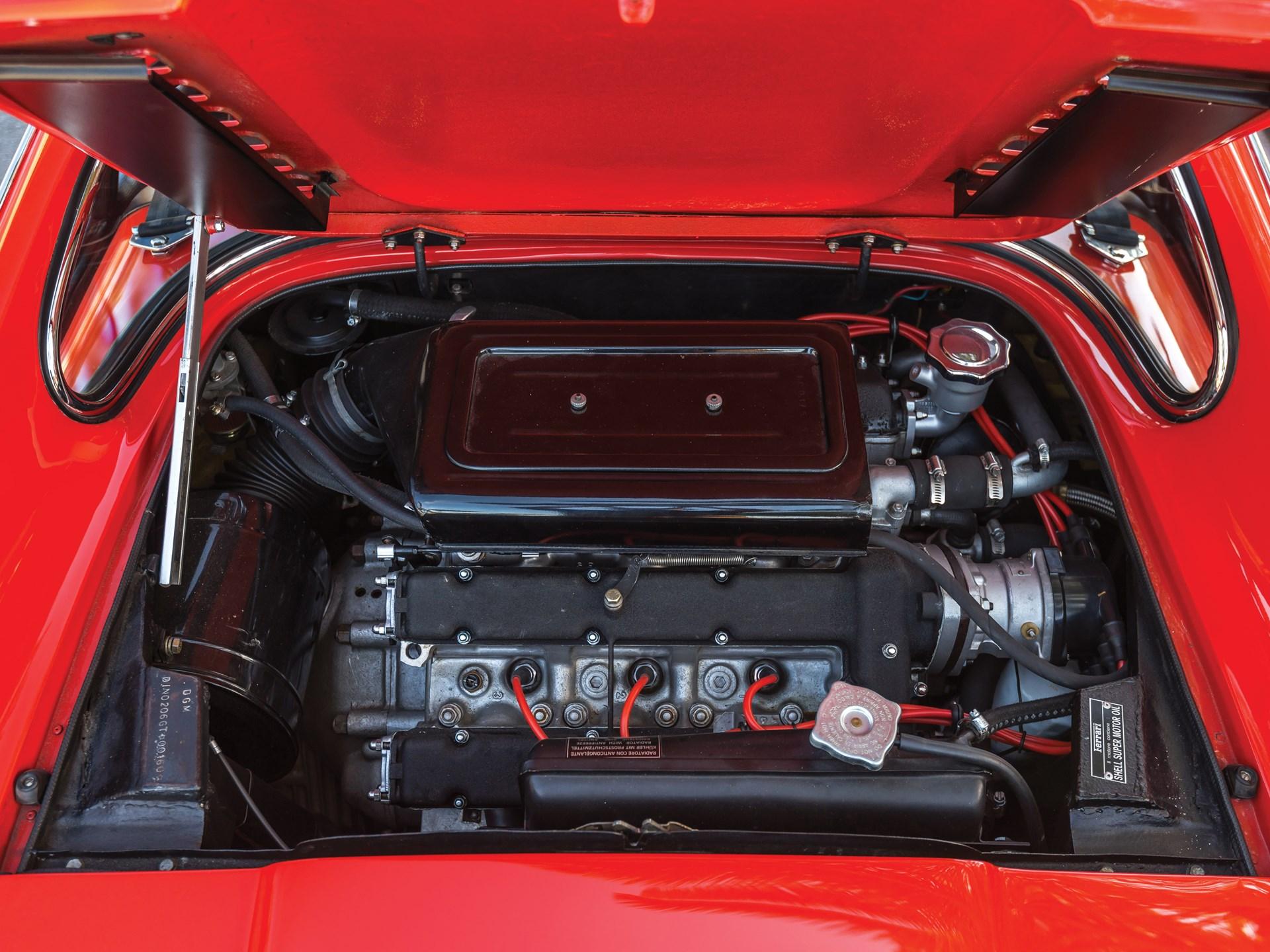1968 Ferrari Dino 206 GT by Scaglietti