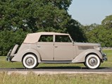 1936 Ford DeLuxe Convertible Sedan  - $
