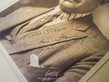 Photograph Signed by Barney Oldfield - $