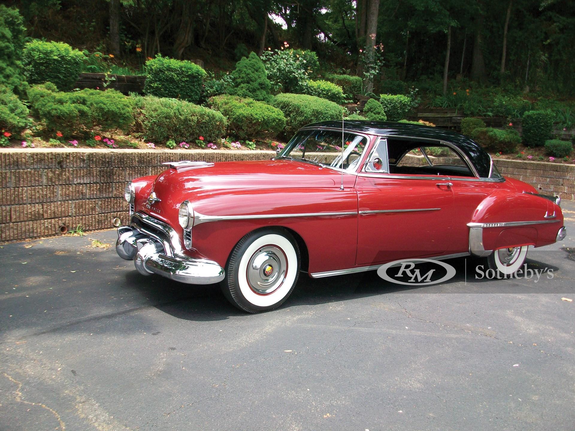 1950 Oldsmobile Super 88