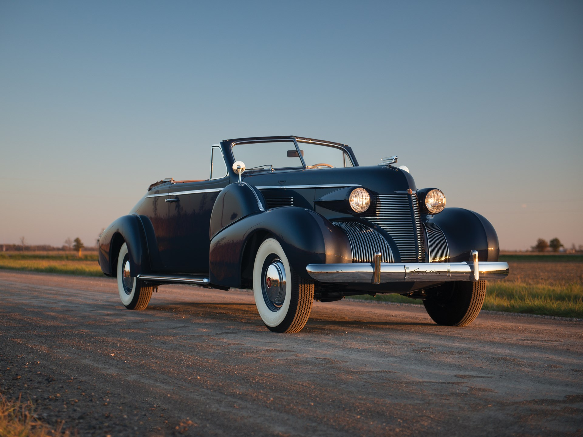 RM Sotheby's - 1939 Cadillac Series 75 Convertible Coupe by ...