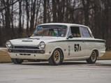 1966 Ford Cortina Lotus Mk 1 Race Car  - $