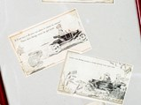 Vintage Automotive Photographs, Postcards, and Paper Ephemera - $