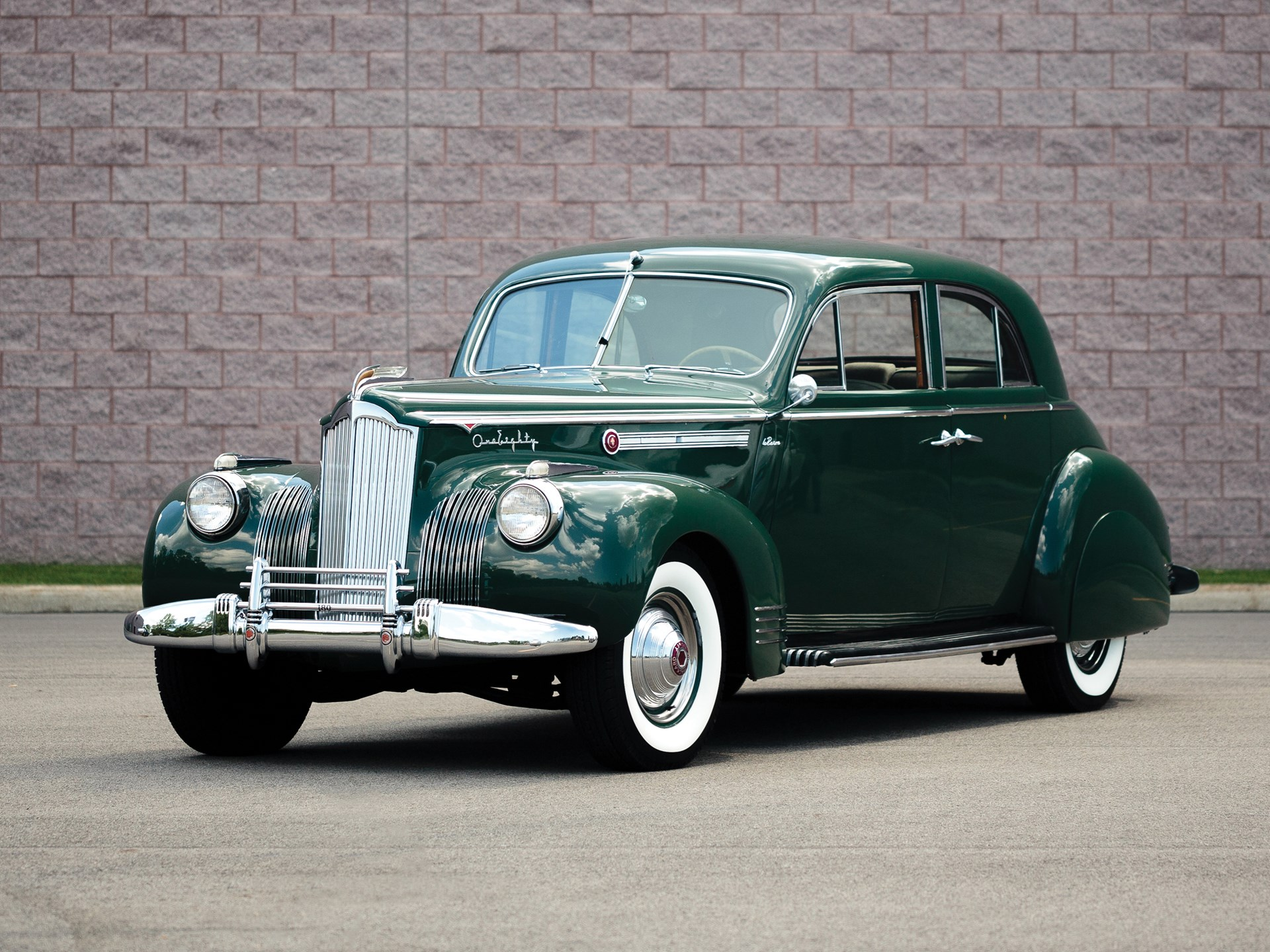 RM Sotheby's - 1941 Packard Custom Super Eight One Eighty Sport