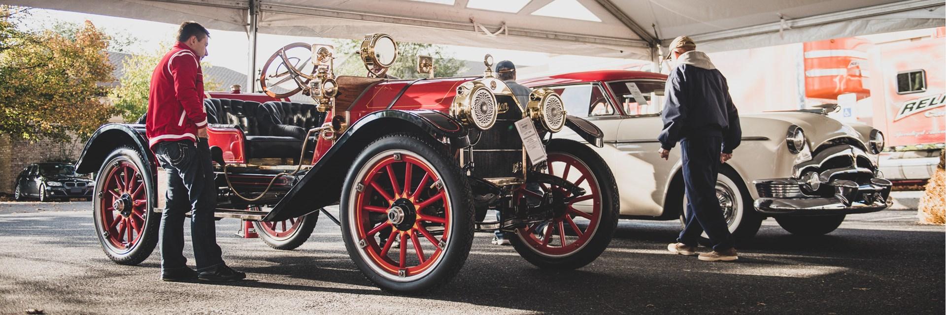 RM Sothebys Hershey - Hershey car show 2018