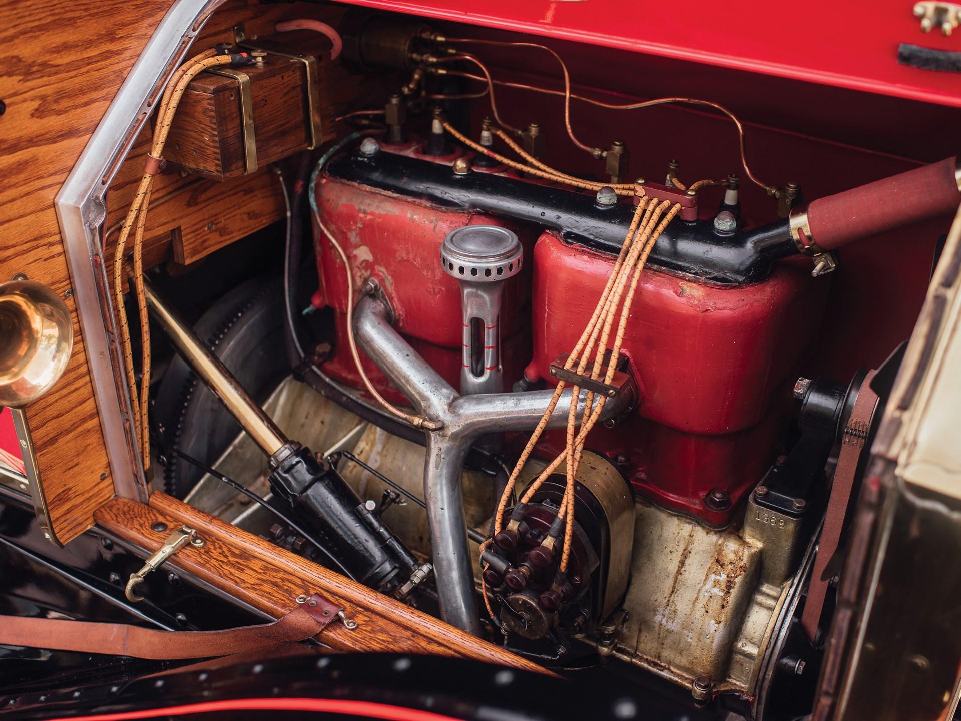 1912 Marion Model 33 Bobcat
