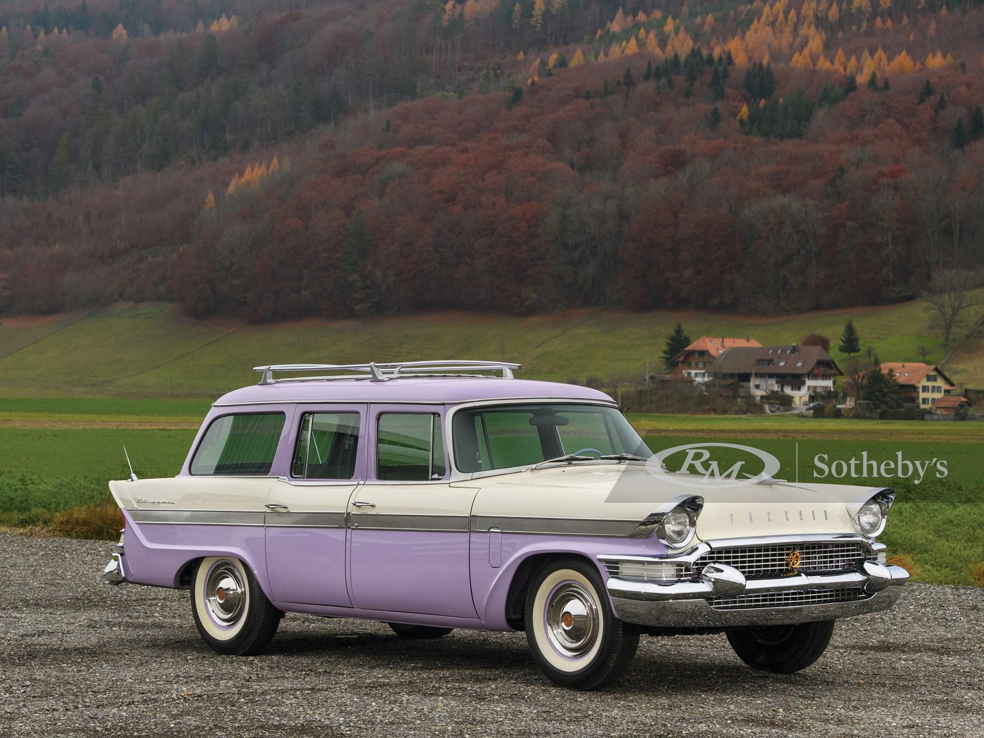 1957 Packard Clipper Country Sedan
