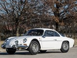 1974 Alpine-Renault A110 1600 S  - $1/500, f 4, iso100 with a {lens type} at 120 mm on a Canon EOS-1D Mark IV.  Photo: Cymon Taylor