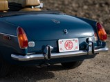 1973 MG MGB Roadster  - $