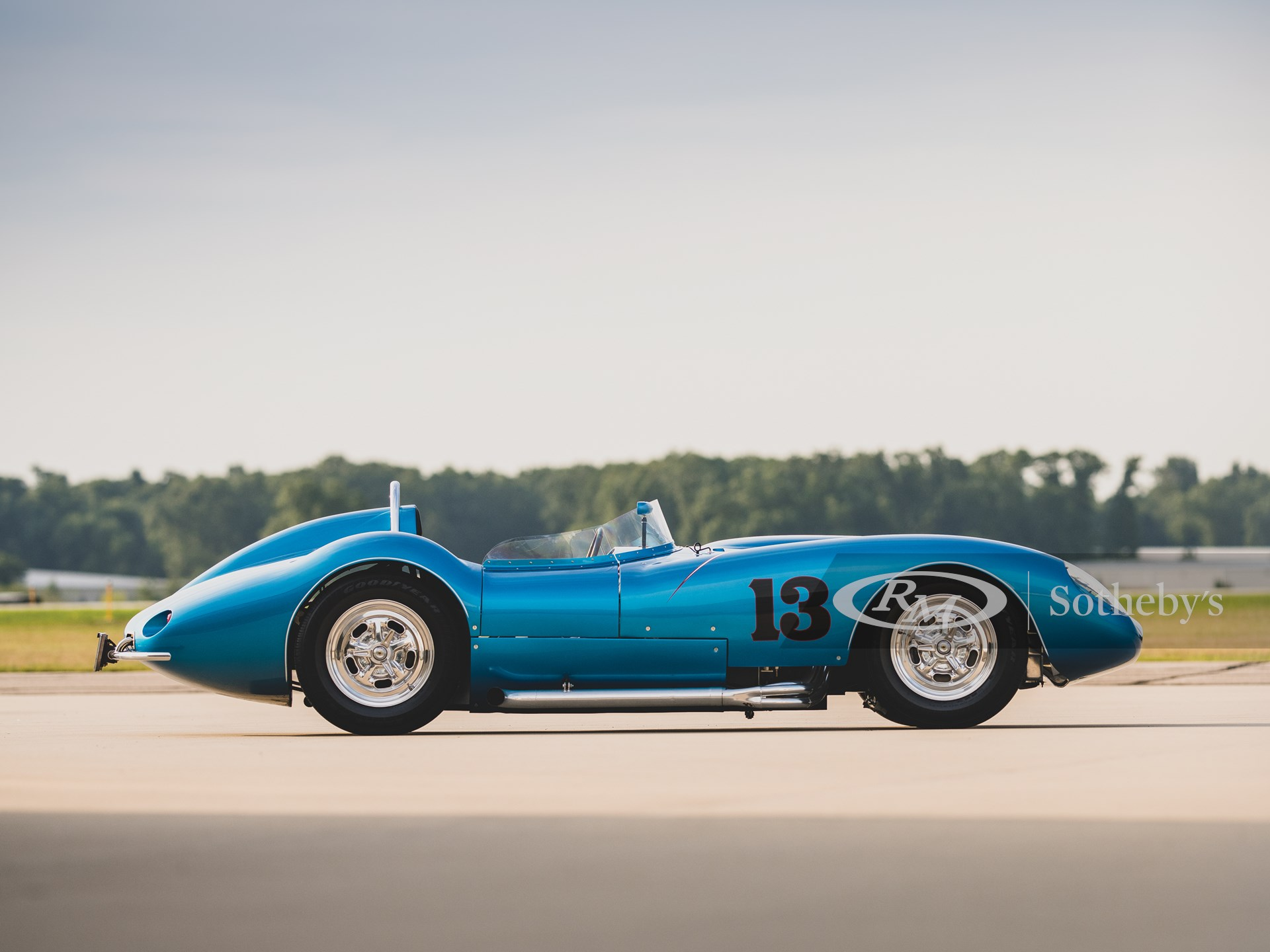 1958 Scarab Reproduction