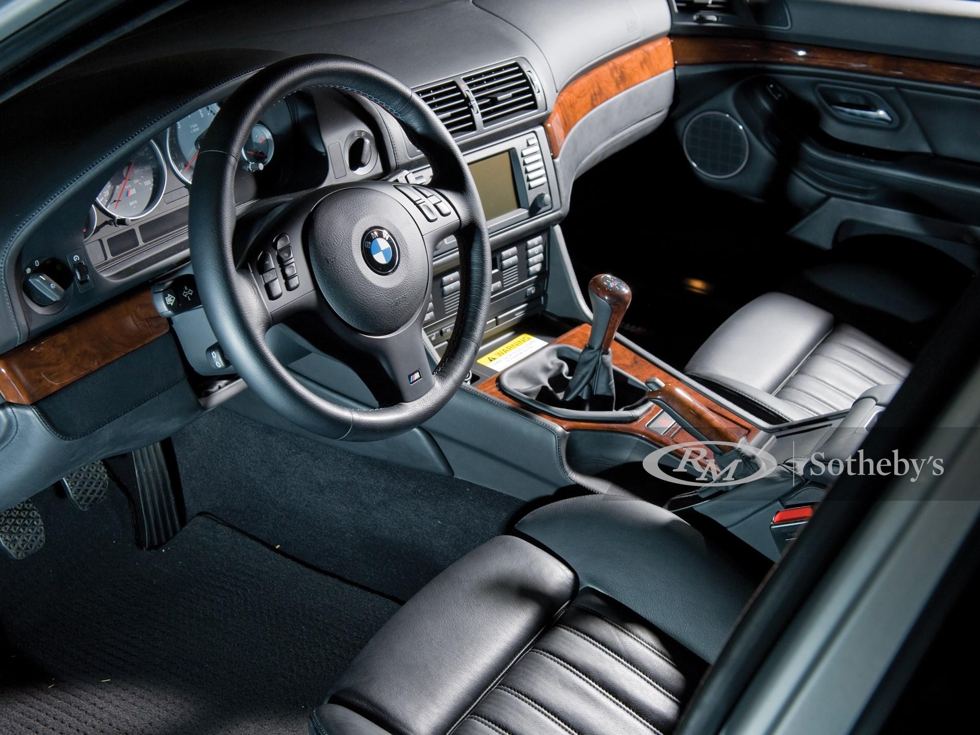 2002 BMW M5  -
