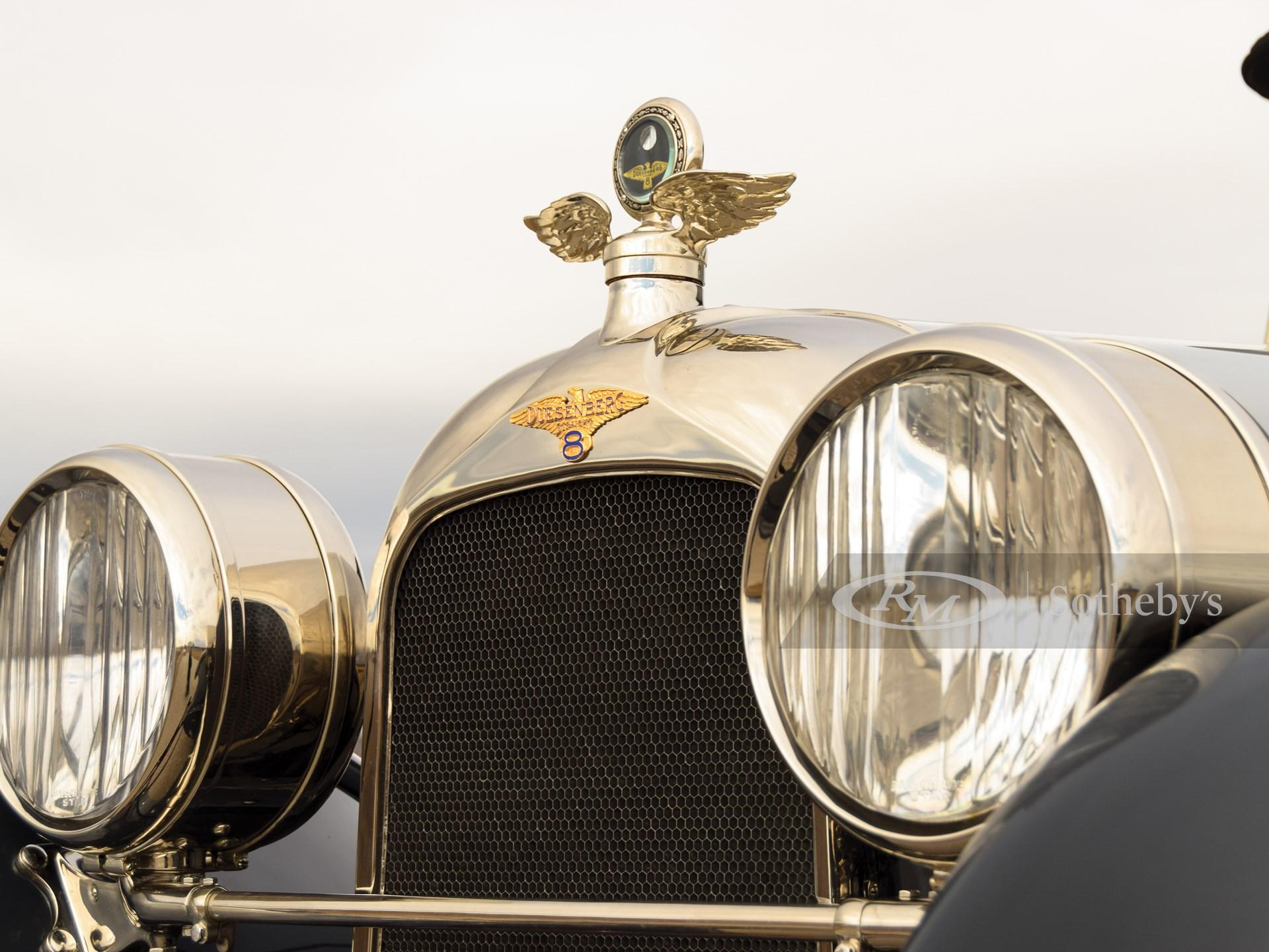 1922 Duesenberg Model A Touring by Millspaugh & Irish -