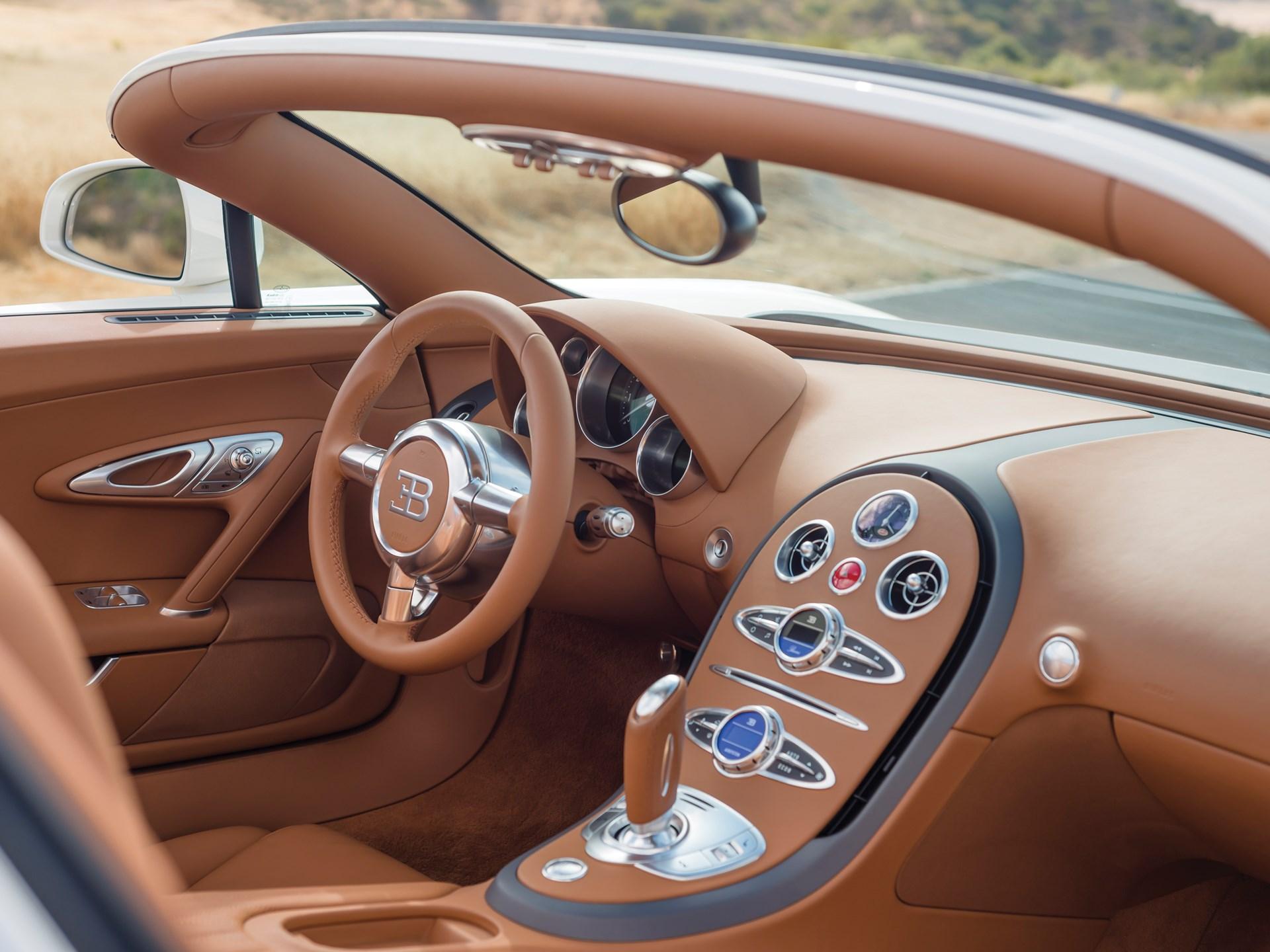 2012 Bugatti Veyron 16.4 Grand Sport