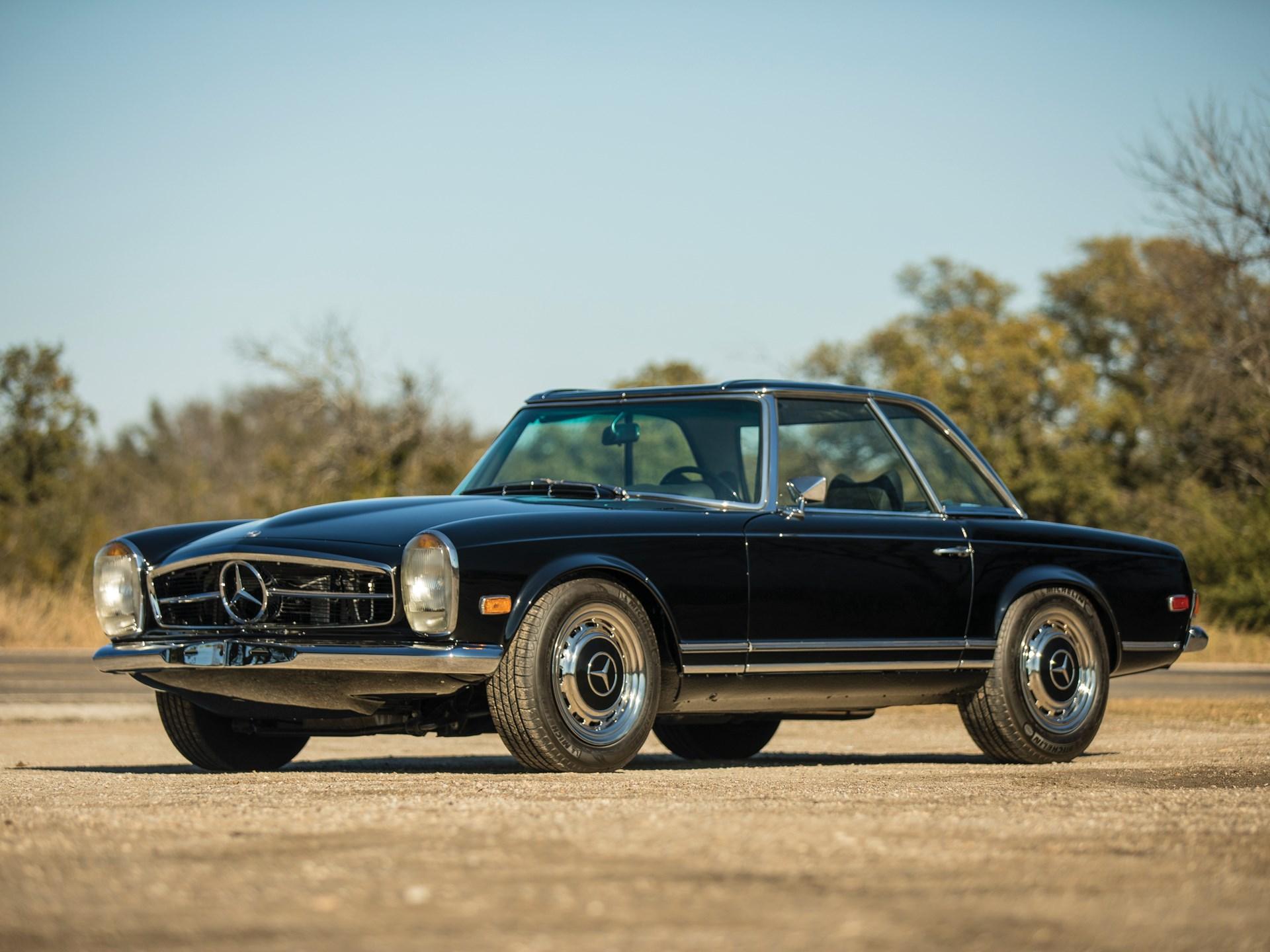RM Sotheby's - 1970 Mercedes-Benz 280 SL 'Pagoda' Custom   Arizona 2019