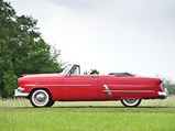 1953 Ford Crestline Sunliner Convertible  - $