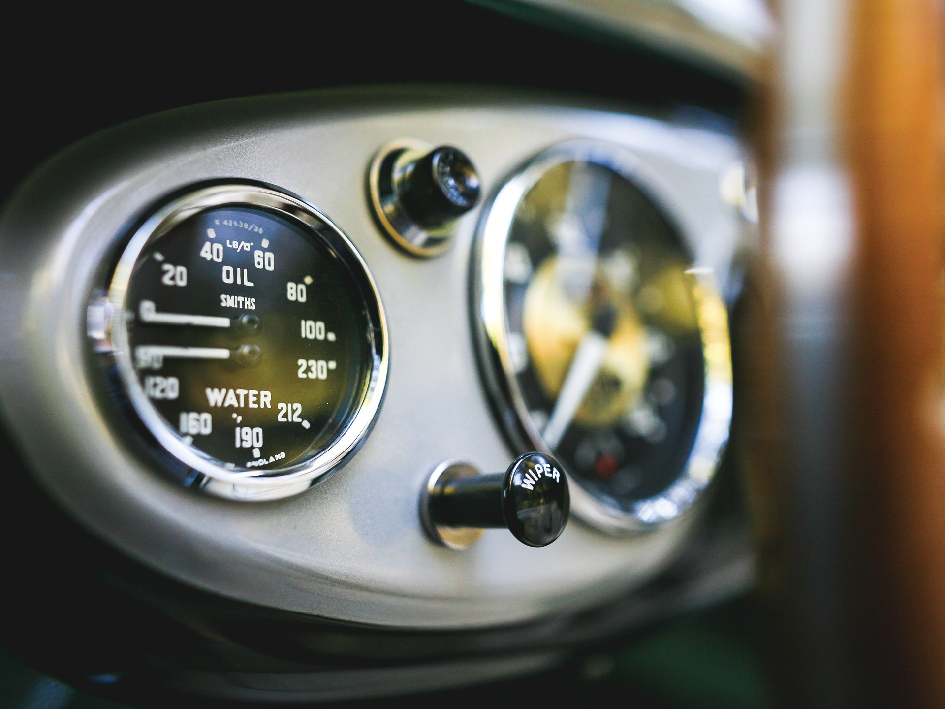 1955 Austin-Healey 100-4 BN1