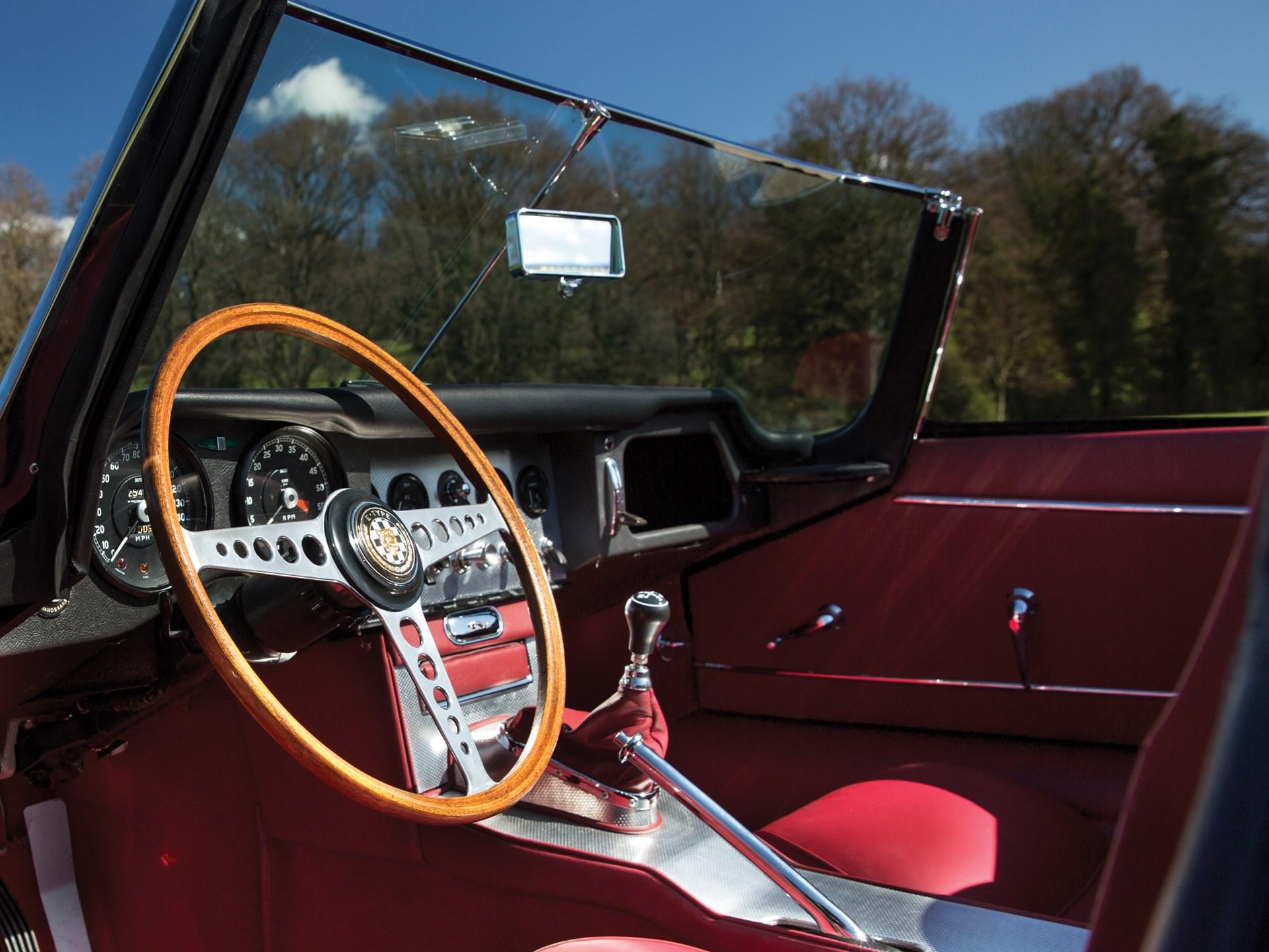 RM Sotheby s 1962 Jaguar E Type Series 1 3 8 Litre Roadster