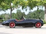 1954 Jaguar XK120 M Roadster  - $