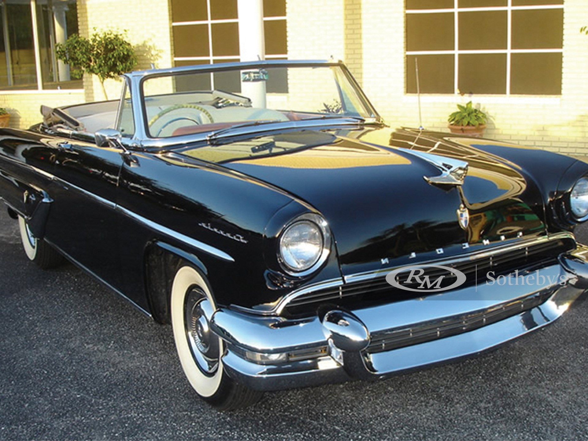 1955 Lincoln Capri Convertible  -